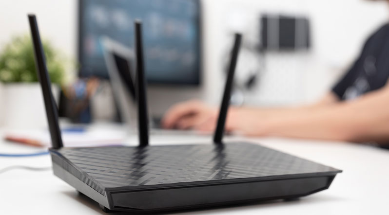 budget router